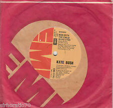 KATE BUSH Man With The Child In His Eyes / Moving 45