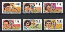 27350) GUINEA 1985 MNH** Nuovi** World Soccer Champ.