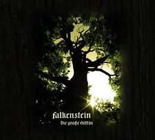 FALKENSTEIN - Die große Göttin CD Lim500 2011 Death in June Blood Axis Forseti