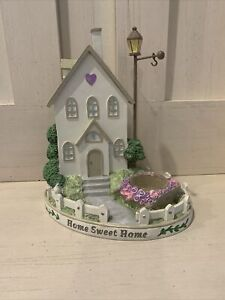 Yankee Candle Wax Tart Warmer Cottage House Home Sweet Home *Missing Piece*