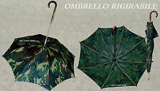 ombrello da appendere con gancio rigirabile manico riparo caccia pesca