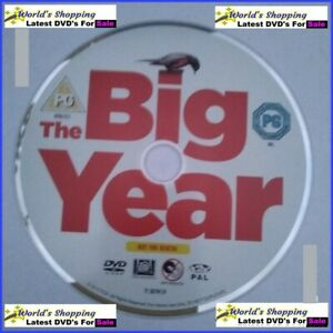 The Big Year DVD Disc - Age PG - World's Shopping Latest DVDs For Sale