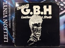 G.B.H Charged Leather, Bristles, Studs And Ache LP Vinyl PLATE3 A1/B1 Rock 80's