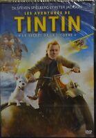 """°°° DVD les aventures de tintin """"le secret de la licorne"""" NEUF SOUS BLISTER"""