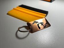 Michigan Keychain - 100% Copper