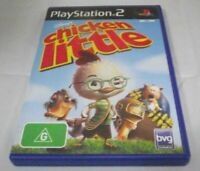 Chicken Little PS2 PAL *Complete*