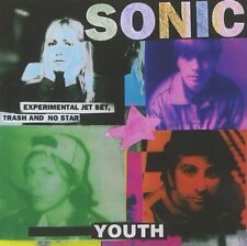 Sonic Youth Experimental Jet Set Trash and No Star Vinyl LP Record! indie NEW!!!