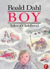Boy: Tales of Childhood (Puffin Story Books) By Roald Dahl, Quentin Blake