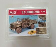 1/35 1/48 Dodge WC Resin Model Mig Productions