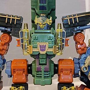 2003 Hasbro Transformers Energon Scorponok - Complete