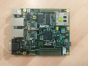 AVR32 NGW100 Microcontroller Evaluation Kit - dual Ethernet - runs Linux