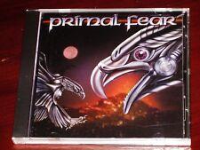 Primal Fear: S/T ST Self Titled Same CD 1998 Nuclear Blast GmbH USA 6302-2 NEW