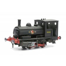 Dapol C026 0-4-0 LMS Pug Locomotive 00 Gauge Plastic Kit