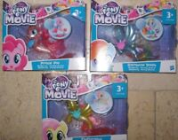 MY LITTLE PONY - THE MOVIE - SEAPONY FIGURES   ***NEW***