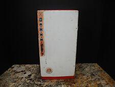 Vintage Circa 1960's Gabriel Metal/Tin-Litho Red/White Child's Toy Refrigerator
