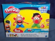 NEW PLAY-DOH MR. POTATO HEAD PLAYSET - MR. & MRS. POTATO HEAD  MIX & MATCH FUN