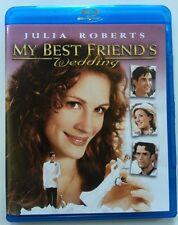 MY BEST FRIENDS WEDDING BLU RAY MASTERED IN 4K JULIA ROBERTS FREE WORLD SHIPPING