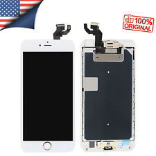 "For iphone 6S Plus 5.5"" LCD Touch Screen Digitizer Replacement Rose Gold +Button"