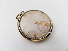 VINTAGE BULOVA POCKET WATCH, Working!