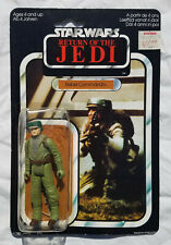 Star Wars REBEL COMMANDO Action Figure Vintage Carded MOC Palitoy 65 Back-A 1983