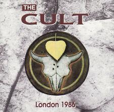 THE CULT - LONDON 1986 CD