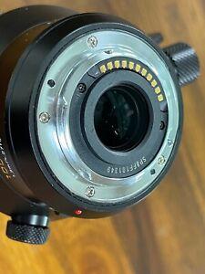 Panasonic LUMIX G Vario-Elmar 100-400mm f/4-6 Zoom Lens