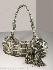 Snakeskin Bag Purse Tassel ## Genuine Mangrove Snake ## Small
