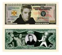 (100) Elvis Presley Million Dollar Bill