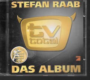 Stefan Raab - TV Total das Album - CD