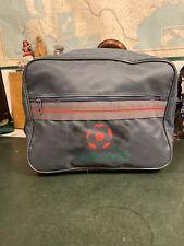 Vintage FIFA MEXICO World Cup 86 1986 Soccer Bag. Souvenir  Carry On Camera Bag