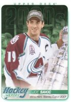 2014-15 Upper Deck Hockey Heroes #HH75 Joe Sakic Colorado Avalanche