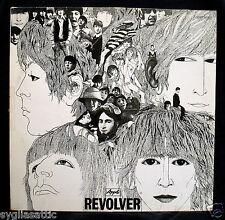 THE BEATLES: REVOLVER-GERMAN IMPORT ALBUM-APPLE 1C 244 04 097-Near Mint!
