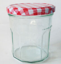 Glass French Country Kitchen Canisters & Jars