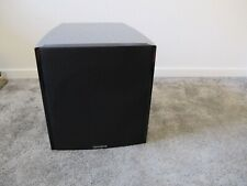 Velodyne DD 12 DD-12 + Plus High End Aktivsubwoofer in Ebenholz