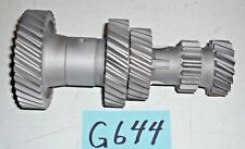 USED OEM ... '61 - '68 TRIUMPH TR3B  - TR4A GEARBOX COUNTERSHAFT AND GEARS  G644