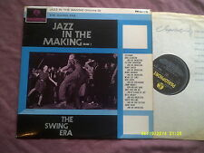 JAZZ IN THE MAKING VOLUME 2 LP THE SWING ERA 1960s PARLOPHONE