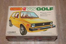 Matchbox AMT PK-4120 VW Golf US 1:25 NEU OVP Modellbausatz RAR
