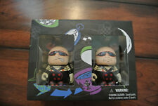 Disney Vinylmation Limited Edition Mad T Party Tweedle Dee & Dum Tea Brand New