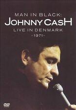 Man in Black: Live in Denmark 1971 [DVD] by Johnny Cash (DVD, Jul-2006, Sony BMG)