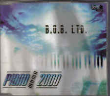 BOB LtD-Piano 2000 cd maxi single eurodance holland