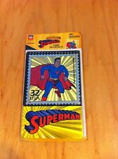 Superman Stamp Foil Notecards U.S. Postal Service Stamp Collectibles 1998~New *