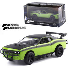 JADA 1:32 FAST AND FURIOUS 7 LETTY'S DODGE CHALLENGER SRT8 MODEL CAR TOY GIFT