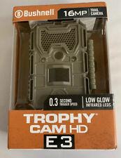 Bushnell Trophy Cam HD Essential E3 16 MP Infrared Game Camera