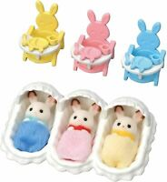 SYLVANIAN FAMILIES - TRIPLETS CARE SET KIDS TOY
