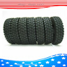 4X 1:14 Race Climbing Rubber Tyre Tires For RC Tamiya Tractor Truck Trailer Car