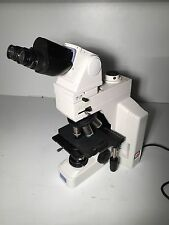 Nikon e600 microscope w/ergonomic head and camera port