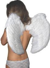 Engelsflügel WEIß Engel Flügel 60 x 50  Weihnachten Christkind Deko Kostüm