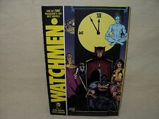 Watchmen Used Hardcover Book / Alan Moore, Dave Gibbons DC Comics 2008 (T 567)