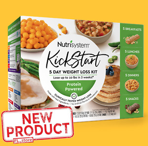 5 Day Weight Loss Meal Kit Nutrisystem Meals Nutrition Protein Snack Meals Food