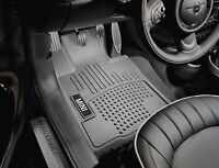 NEW OEM MINI Cooper R5x All Weather Winter Rubber Floor Liners Mats Front ONLY